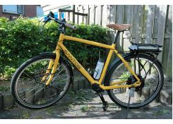 Travel-lite E-Bike Deep Yellow