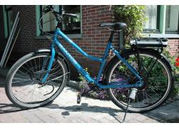 Travel-Lite E-Bike Pure Blue